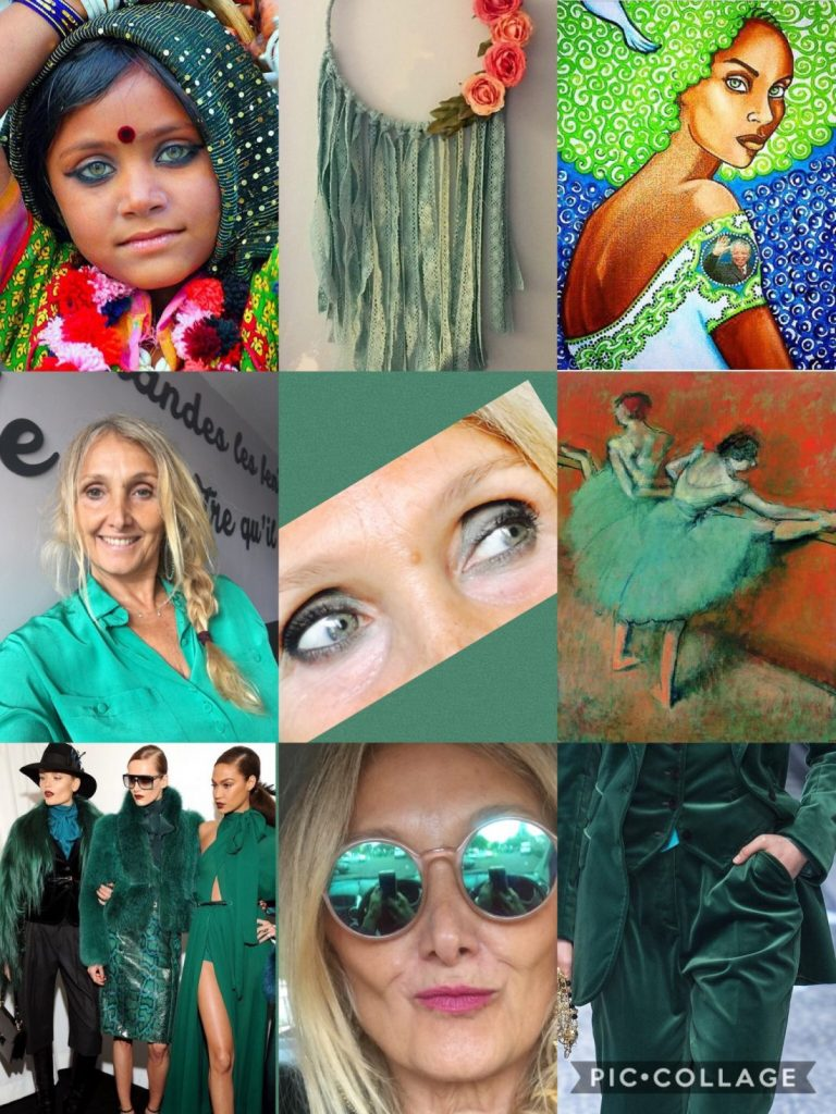 Green Fashion is back and green is Hope