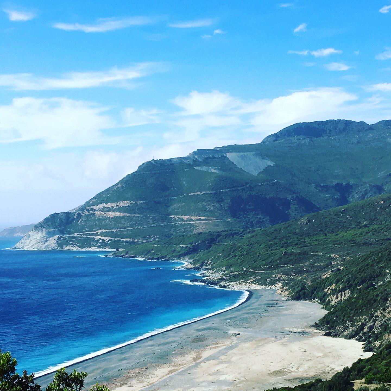 Virée en Corse vers Saint-Florent et ses sublimes plages de sable blanc
