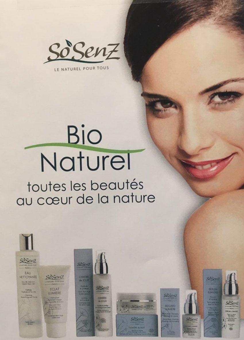 Le bio naturel pour toutes les couleurs de peaux