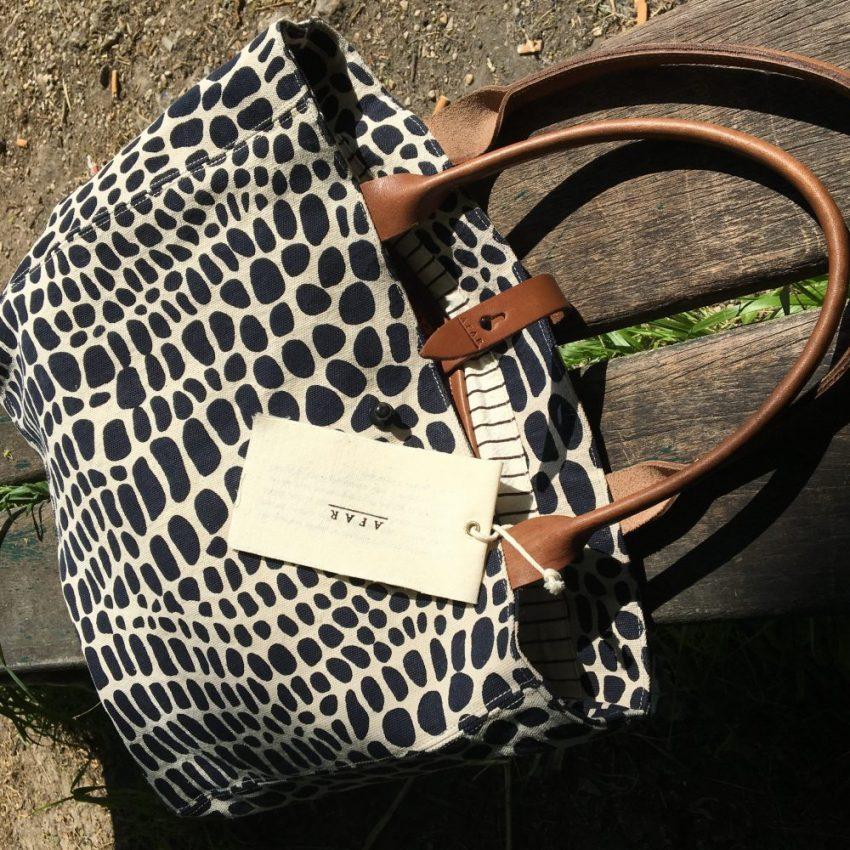 Mon nouveau sac de Dana Esteline, une marque à la belle éthique