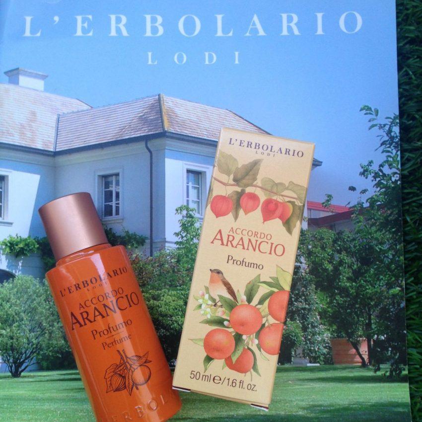 Des senteurs douces et naturelles pour ces parfums l'Erbolario