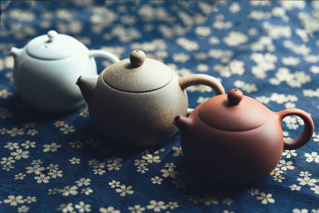 J'aime le thé j'aime tous les thés