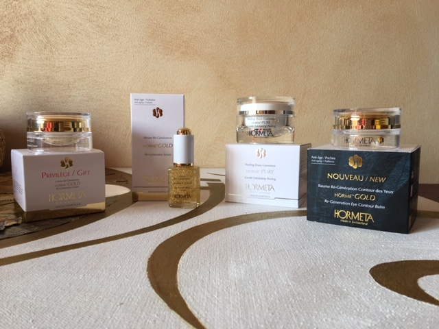 Une belle gamme de produits suisses Hormeta