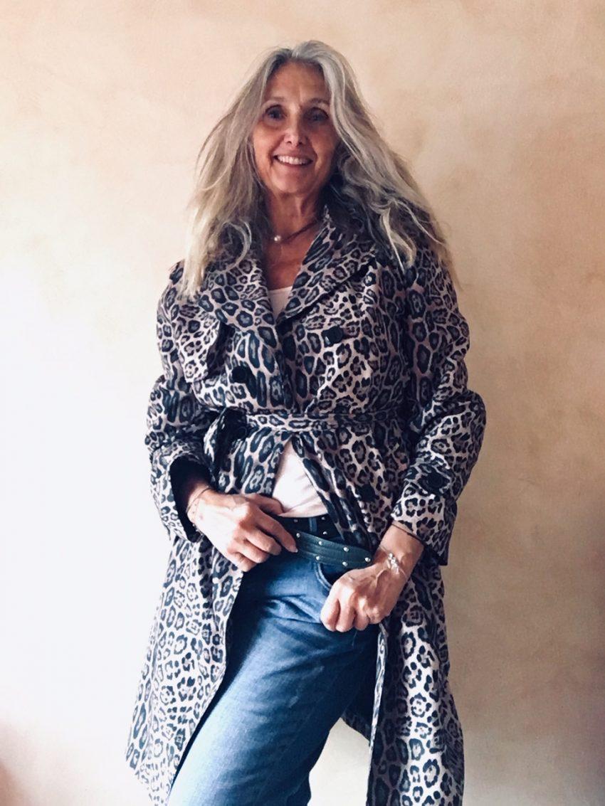Les Fashion victimes quinquas aiment le léopard!