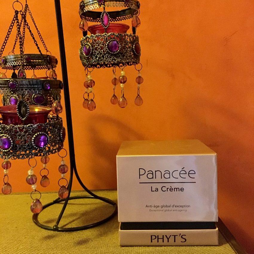 Une nouvelle crème anti-âge de chez Phyt's Panacée