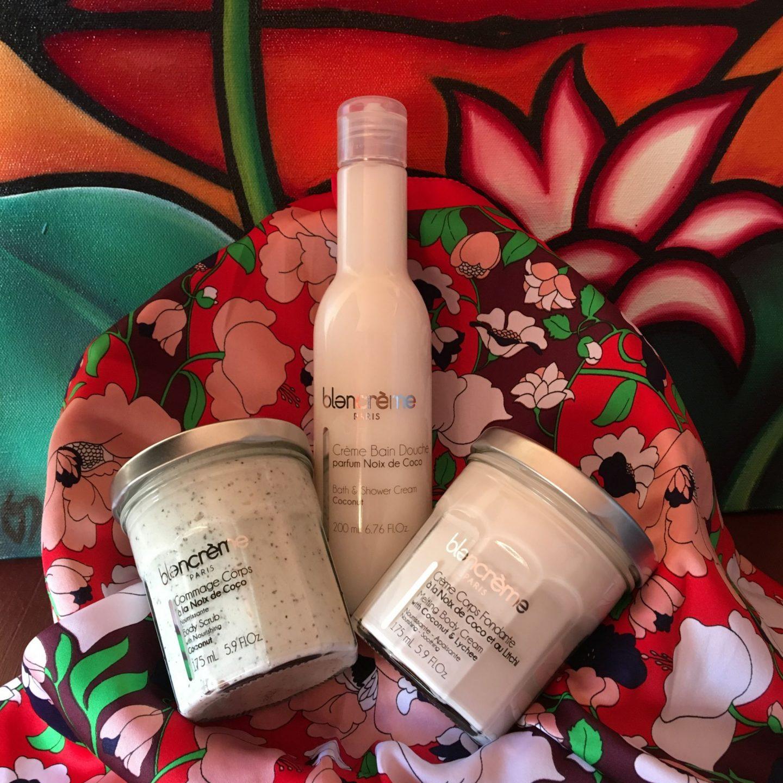 produits cosmétiques pour le corps