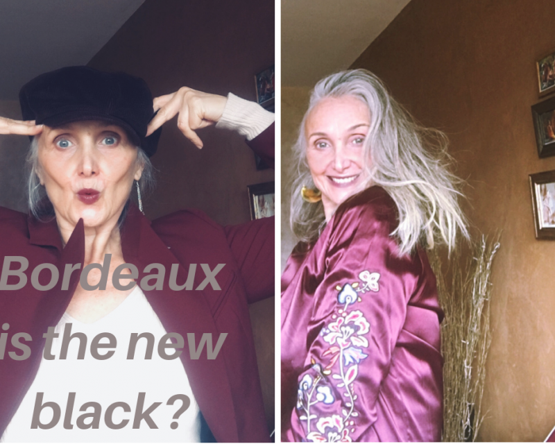 Bordeaux is the new black?