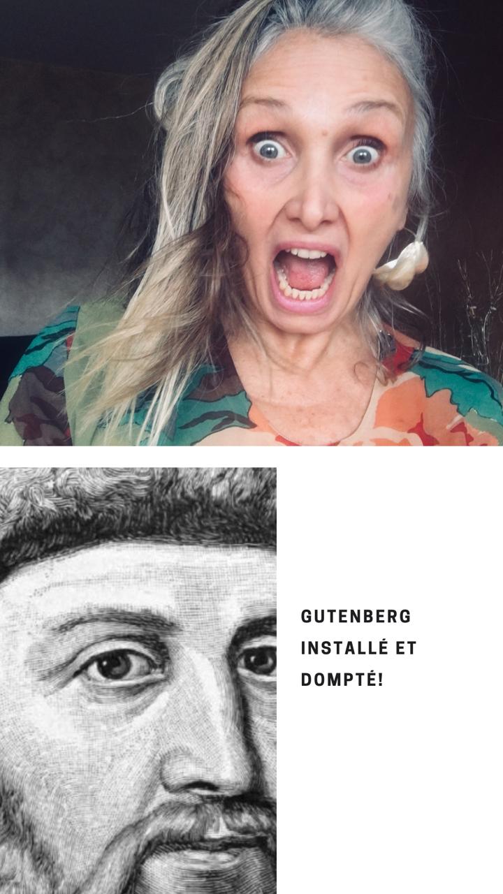 Gutenberg me voici!