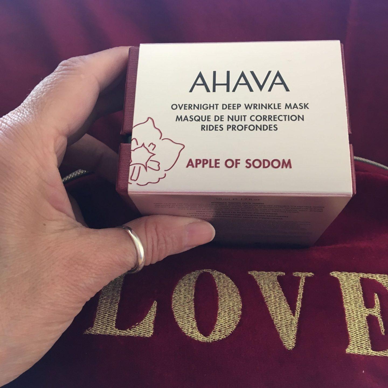 La marque AHAVA et sa nouvelle collection de soins Apple of Sodom! What is it?