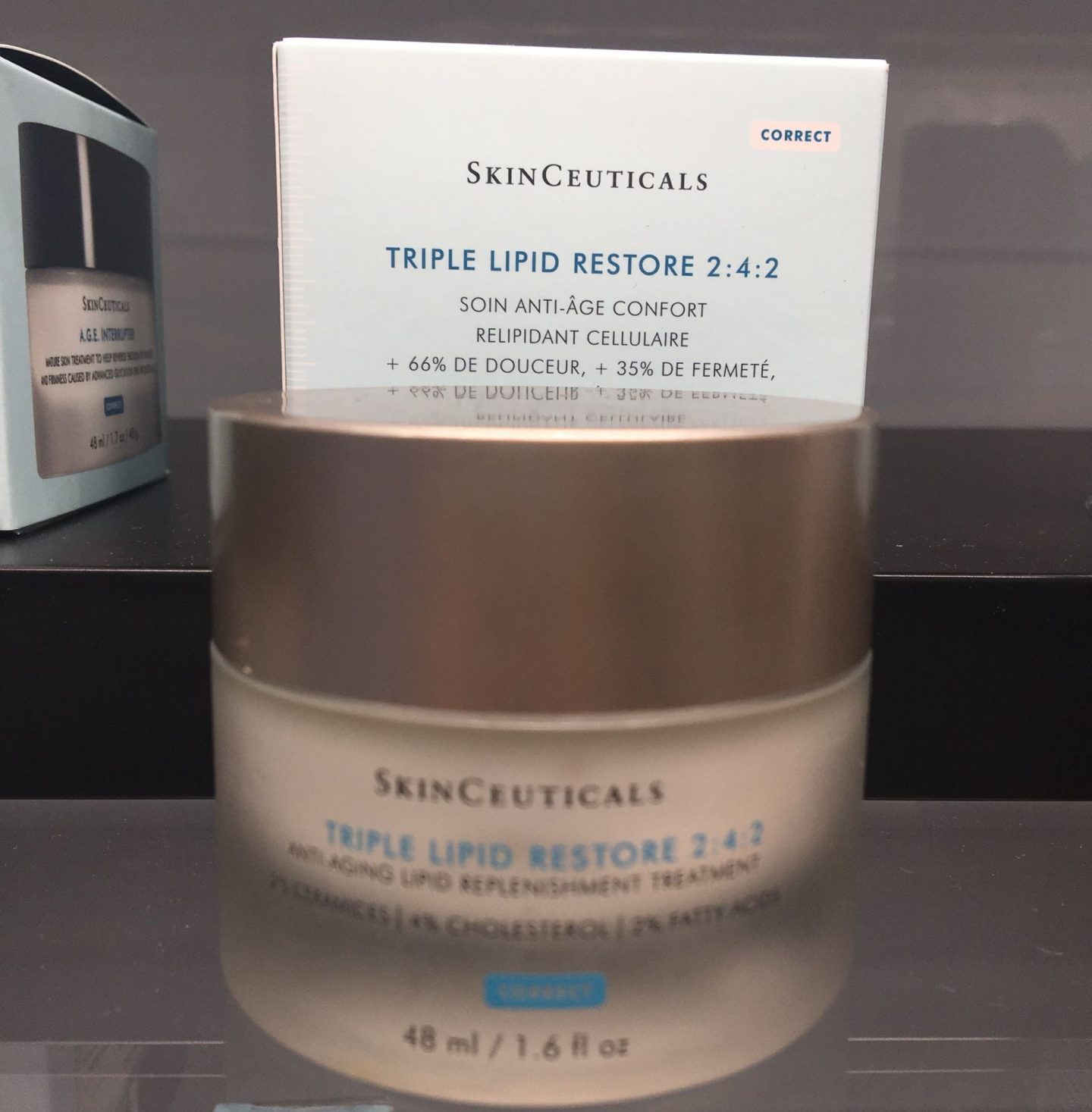 Skin ceuticals Leader des antioxydants