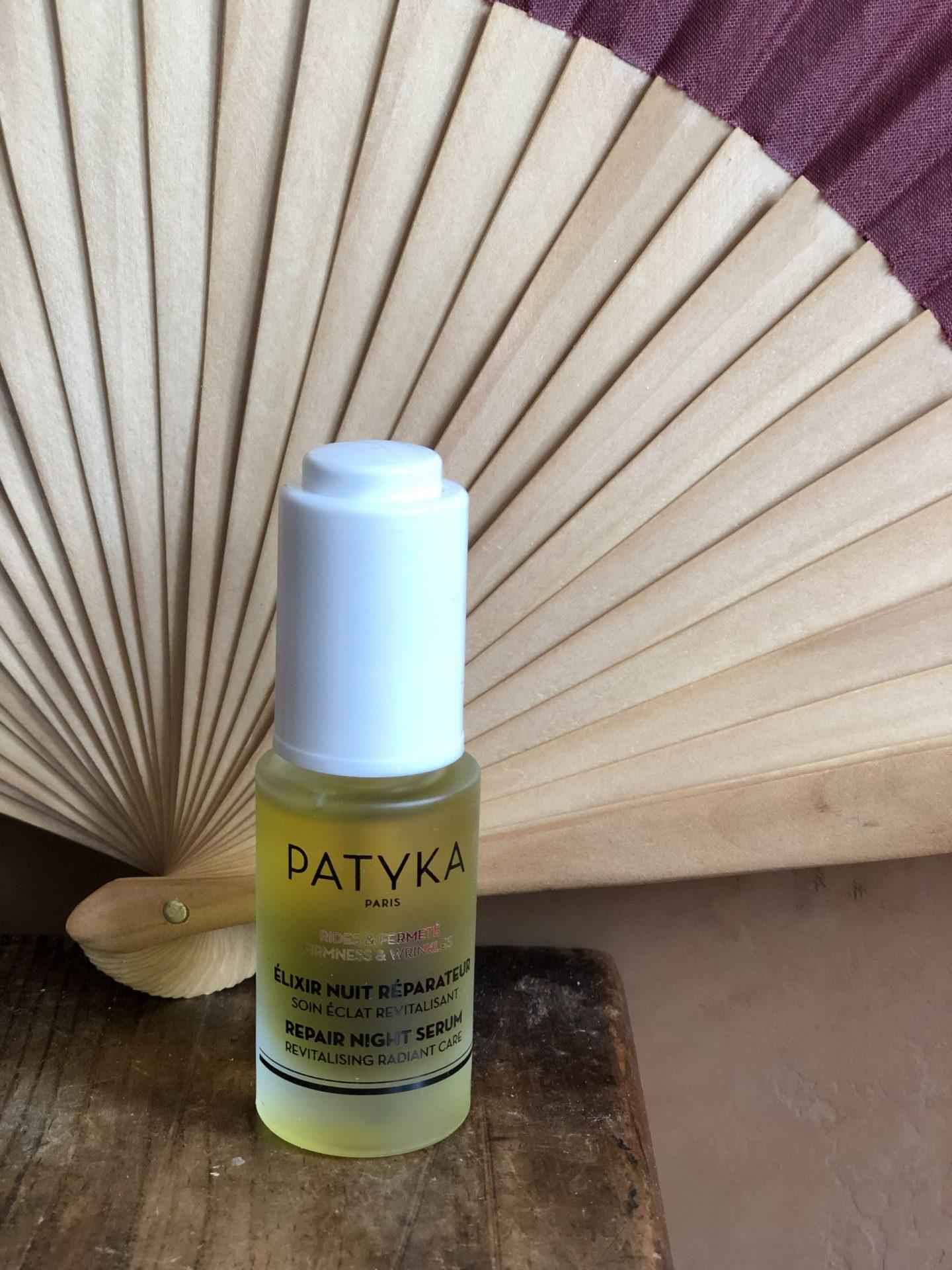 PATYKA et ses huiles