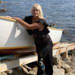 Valérie Hirschfield une battante blonde et belle