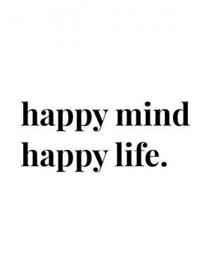 Le bonheur doit se saisir