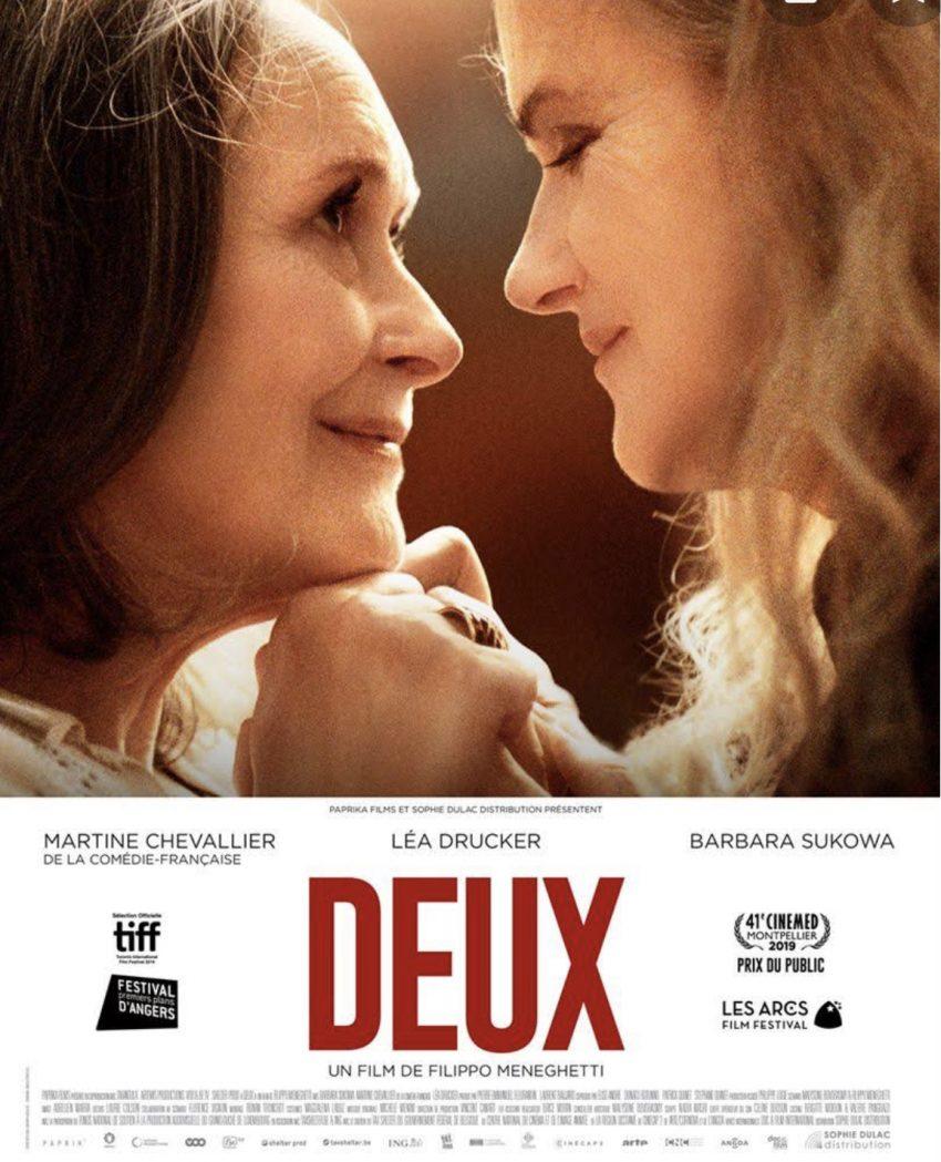 DEUX, un film d'une rare sensibilité et poésie