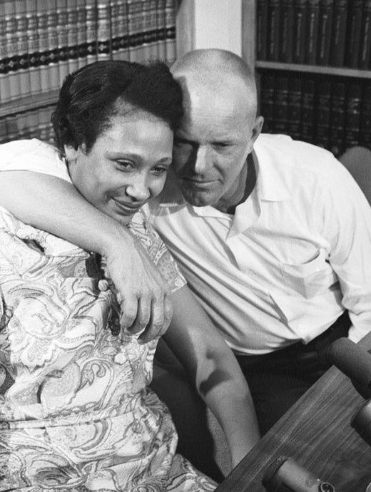 Mildred et Richard LOVING
