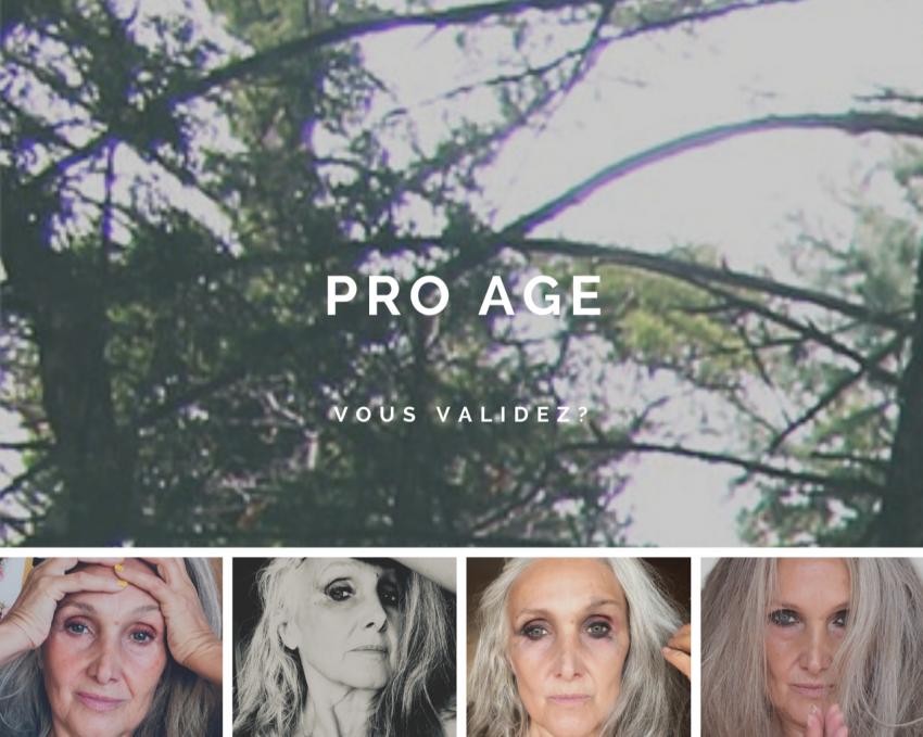 Êtes-vous anti-âge ou pro-âge?