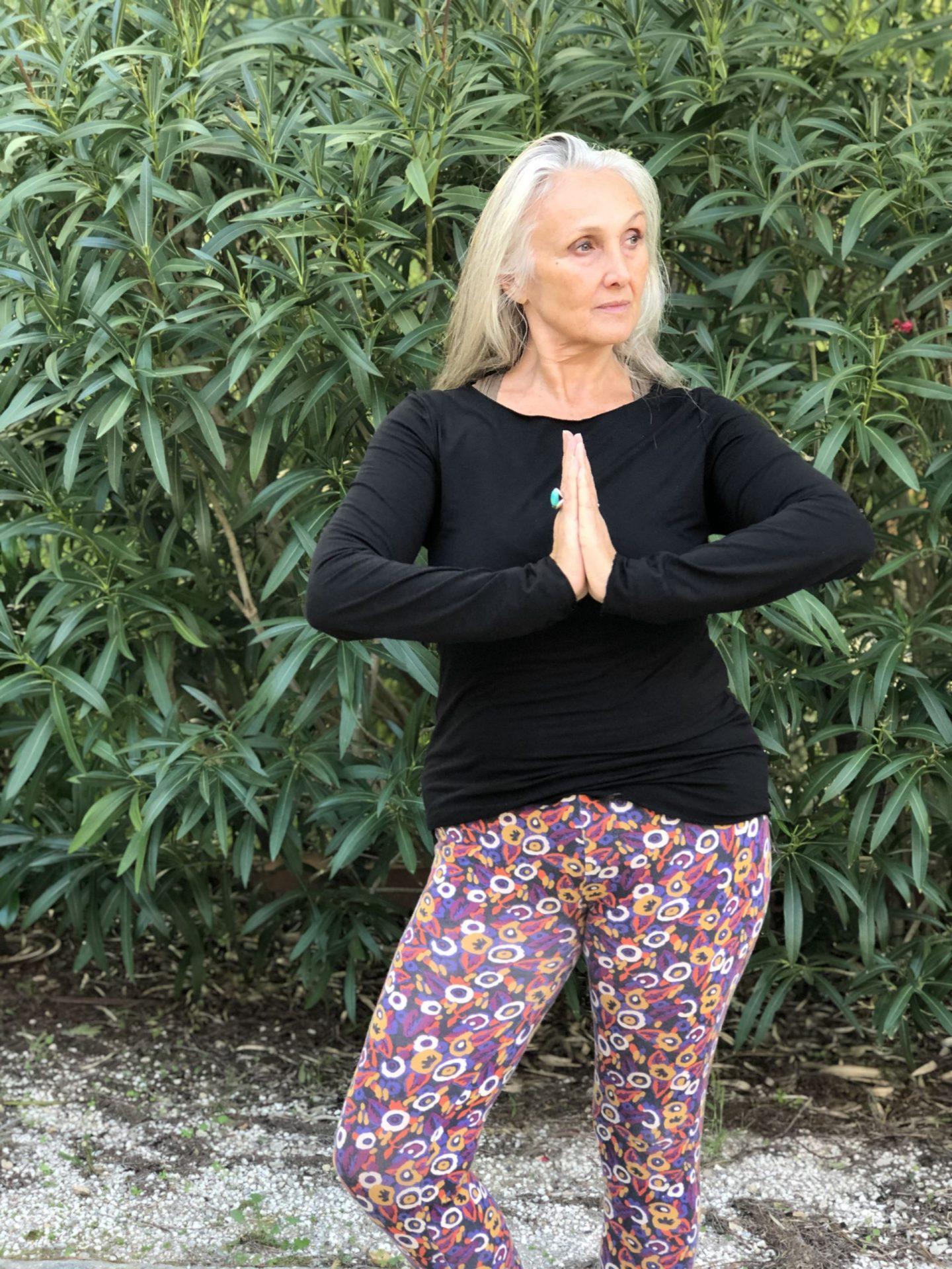 Le yoga va renforcer mon corps