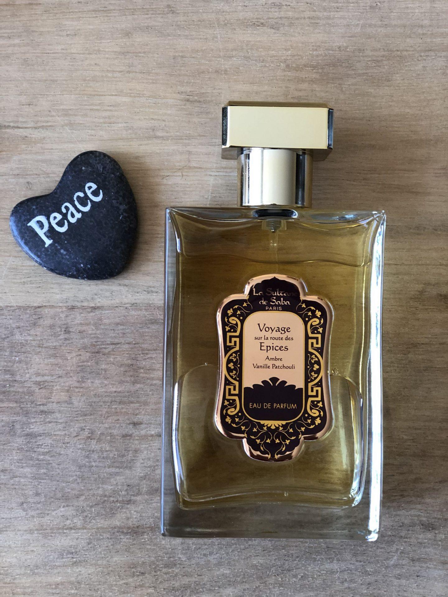 Oriental Lumpur les néréïdes mon parfum